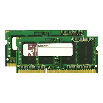 Kingston 16GB 1600MHz DDR3 Non-ECC CL11 SODIMM (Kit of 2) KVR16S11K2/16
