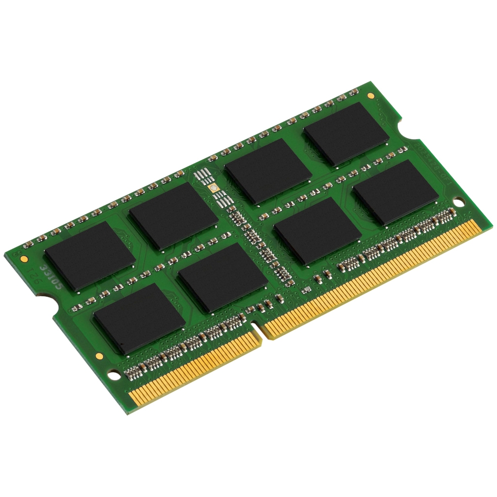 Kingston 4GB 1333MHz SoDIMM Single Rank KTT-S3BS/4G