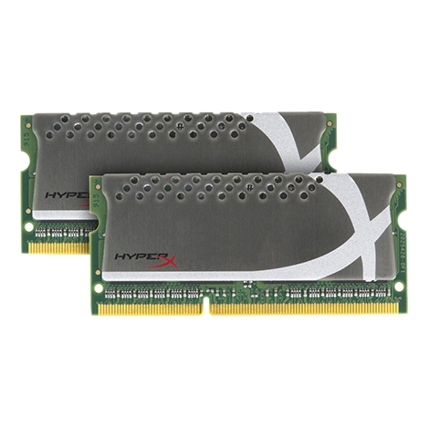 Kingston PnP - 16GB Kit (2x8GB) - DDR3 1600MHz CL9 SODIMM KHX16S9P1K2/16